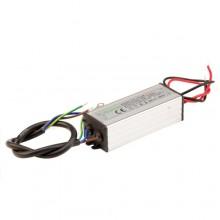 Светодиодный драйвер для COB матрицы 50Вт 1500мА, IP65