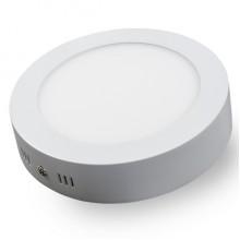 Светодиодный накладной LED-светильник «Круг» 12 W