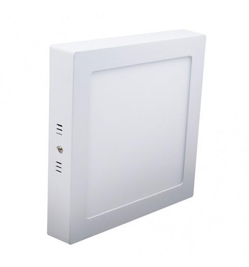 Светодиодный накладной светильник «Квадрат» 18 Вт