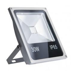 Светодиодный прожектор LED 30Вт цветной, IP65