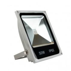 Светодиодный прожектор LED 50Вт цветной, IP65
