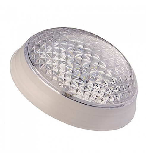 Cветодиодный ЖКХ LED светильник СПП-7Вт-6000 «Астра» Ø 230мм