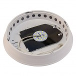 Cветодиодный ЖКХ LED светильник СПП-12Вт-6000 «Сола» Ø 230мм
