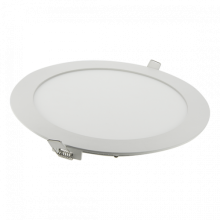 Светодиодный встраиваемый светильник серии «Круг» 18Вт Ø225 мм,