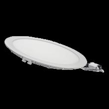Светодиодные встраиваемые светильники ''Круг'' 24 Вт Ø300 мм